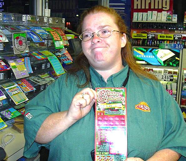 Лиза Роуз, помощник менеджера в магазине Diamond Shamrock