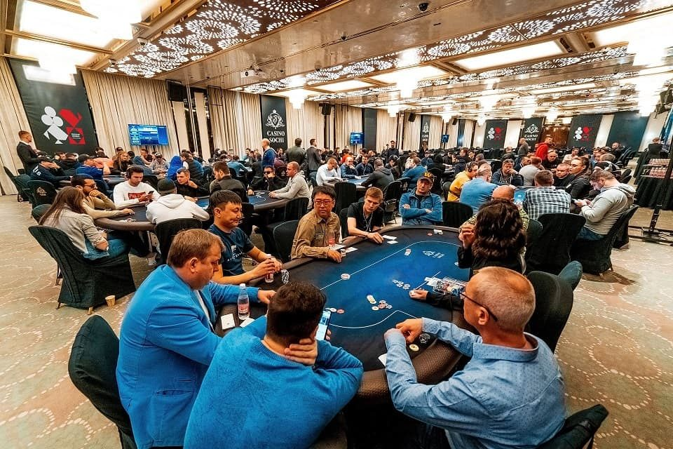 Игорная зона «Красная Поляна» анонсировала World Poker Summit