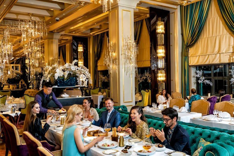 Бренд-шефы Dom Pérignon и Брунелло представят эксклюзивный ужин