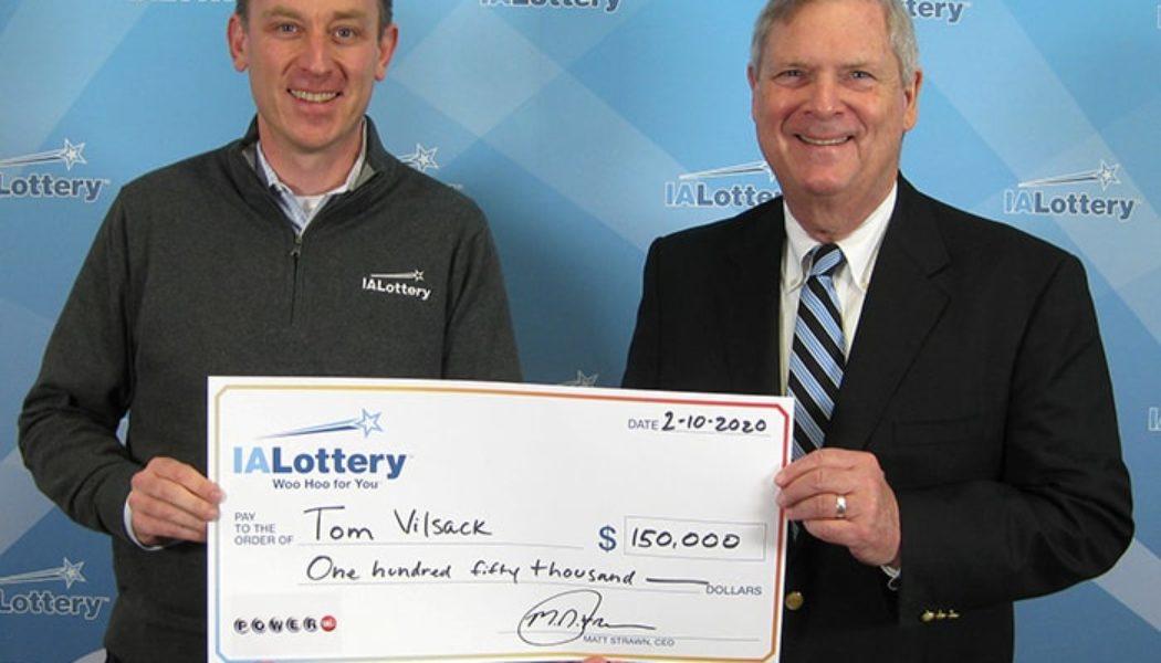 Бывший губернатор и министр сельского хозяйства выиграл в лотерею