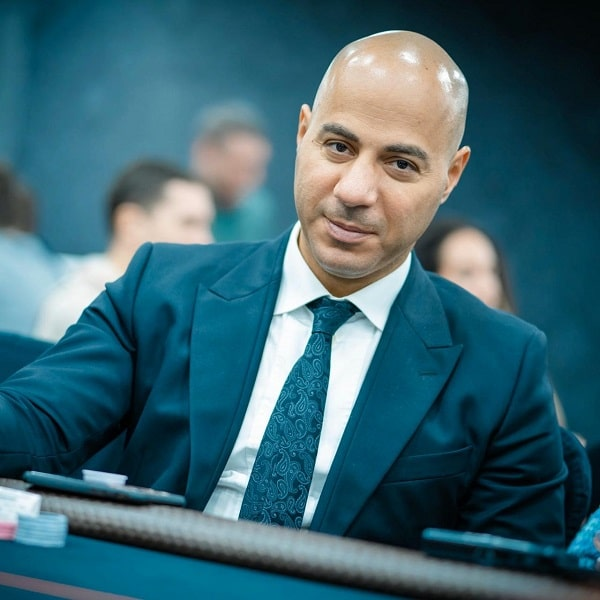 управляющий покерного клуба «Сочи» Артур Восканян