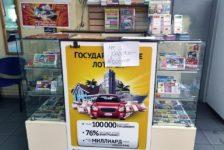 Как самоизоляция повлияла на продажи лотерейных билетов