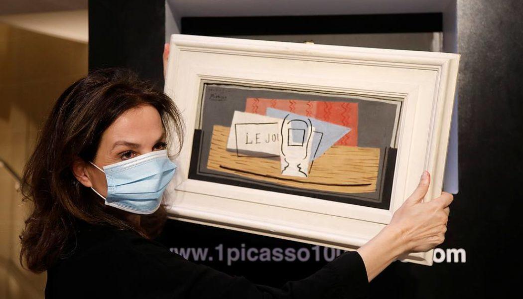 Пикассо достался итальянке