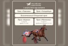 Долгожданное открытие Московского ипподрома!
