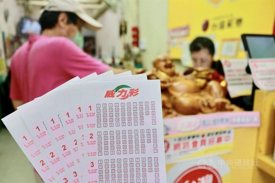 Рекордный джекпот тайваньской лотереи