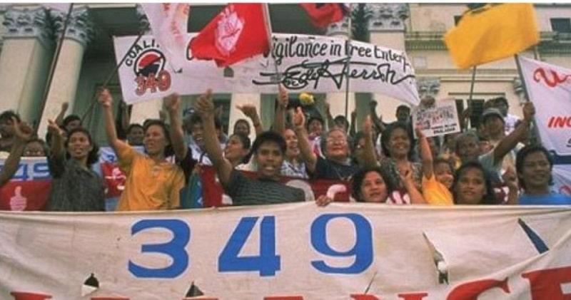 Митинг против Pepsi