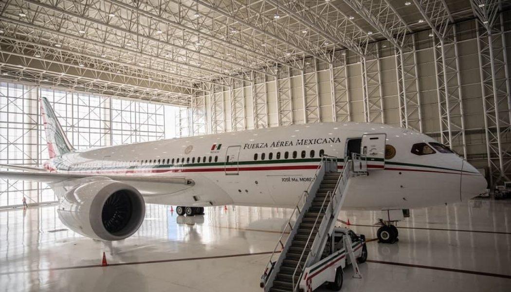 Самолет президента Мексики так и не стал призом лотереи