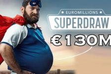 25/09 — Superdraw EuroMillions, на кону 130 миллионов евро