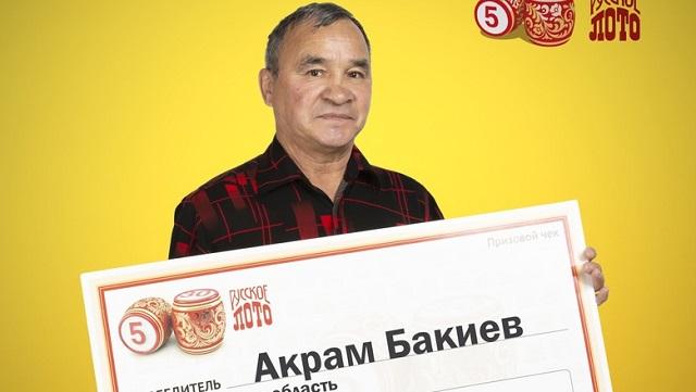 Акрам Бакиев