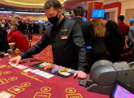 В «Приморье» торжественно открылось казино «Шамбала»