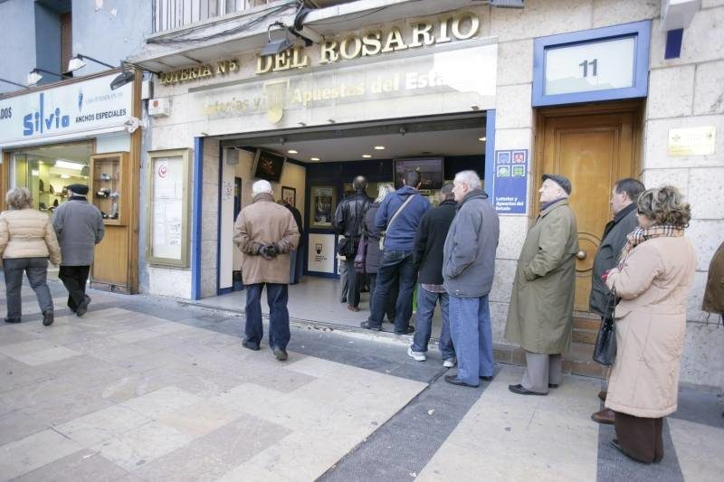 В Испании раскупили самый зловещий номер этого года