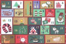 Адвент-календарь на декабрь 2020-го (моментальная лотерея)