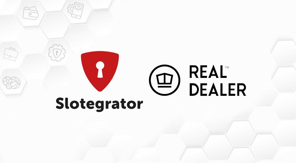 Slotegrator добавил Real Dealer Studios в свою партнерскую сеть