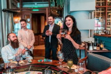 Ресторан The Bazar приглашает компании города на «Винное казино»