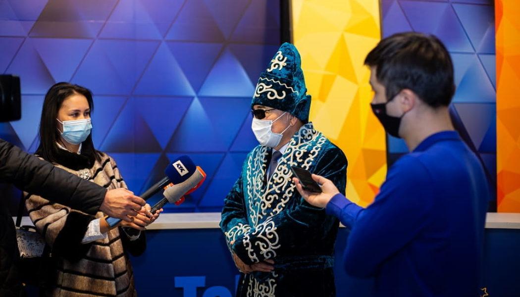 Крупнейший победитель Satty Zhuldyz приехал за деньгами