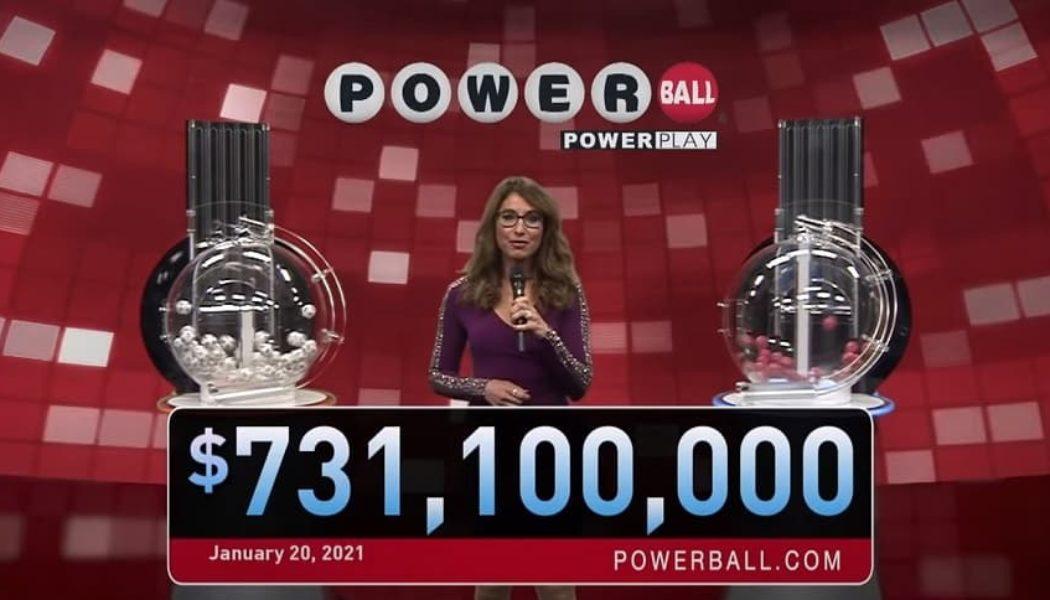 PowerBall не дотянул до миллиарда