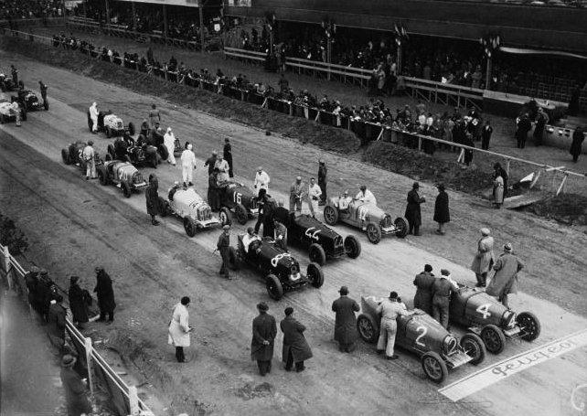 Гран-При в Тунисе, 1933 год (прошло за 2 месяца до Триполи)