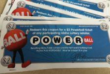 Powerball выходит на международный уровень. Айдахо против