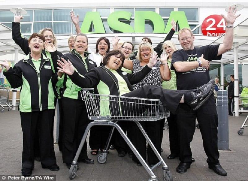 Синдикат работников супермаркета