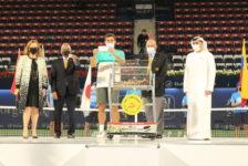 Российский теннисист помог выиграть лотерейному синдикату