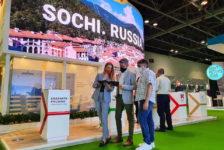 «Красная Поляна» на международной выставке Arabian Travel Market