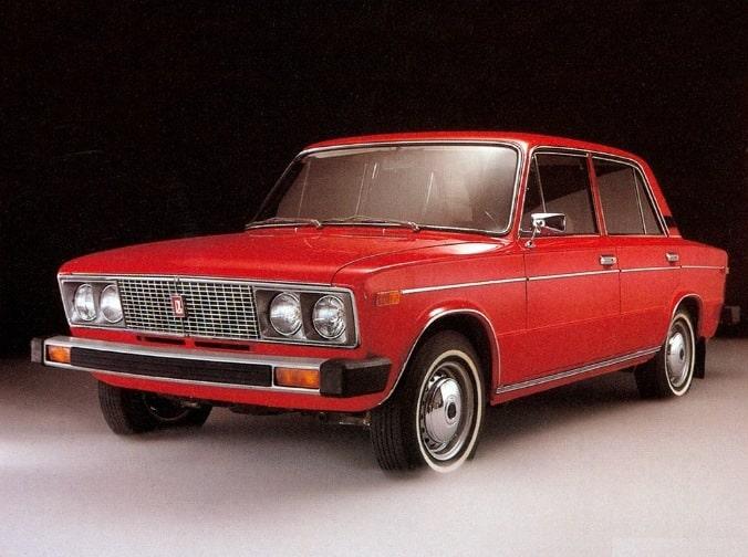 Автомобиль ВАЗ-2106,