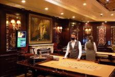 Что находится внутри Billionaire Casino в центре Киева?