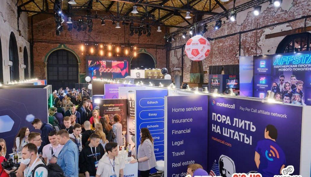 В Москве состоялась I-масштабная выставка-шоу World Affiliate Show 2021