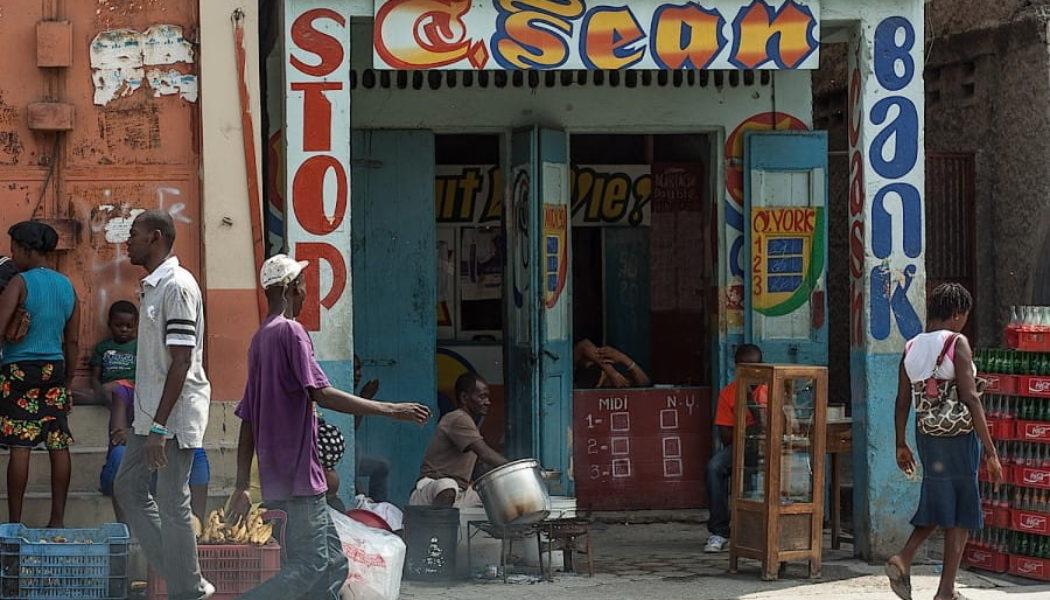 Лотерейные банки Гаити