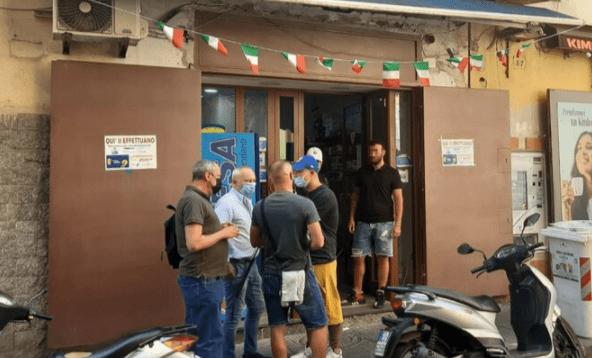 Продавец украл у пенсионерки билет выигравший 500 000 евро